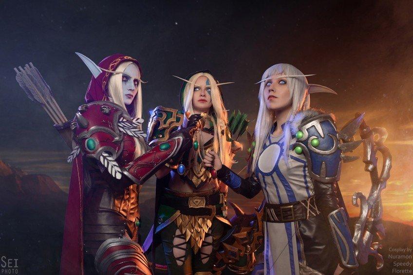 Сестры Ветрокрылые — World of Warcraft