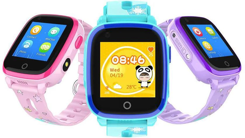 Smart Baby Watch DF33 (Q500)